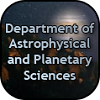 Astrophysical & Planetary Sciences Department logo