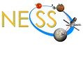 Network for Exploration and Space Science logo
