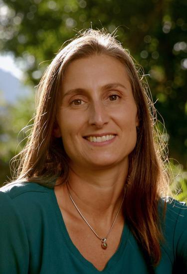 Claire Monteleoni. Photo by C. Newman