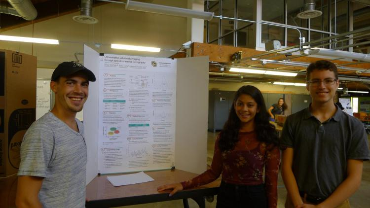 Poster session_Maxwell, Ritika, and Ethan