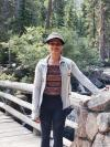 Tara in the forest