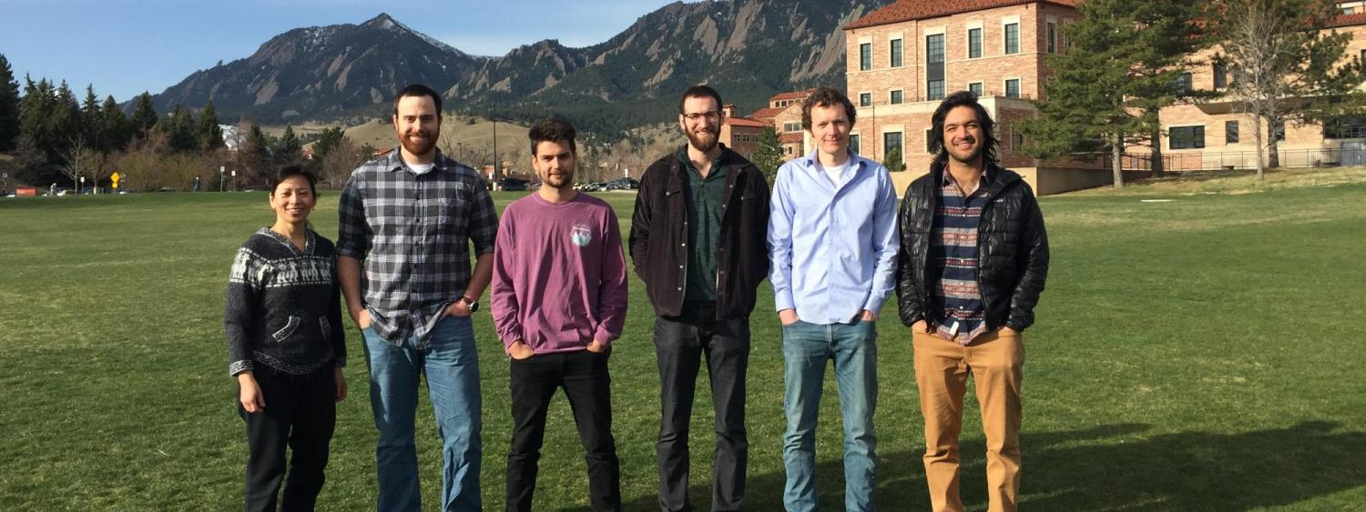 Lucy Pao's Research Group on the CU Boulder Business Field
