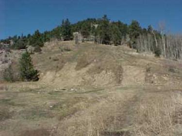 slope erosion