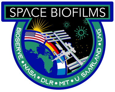 Space Biofilms Patch