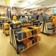 CU Book Store interior