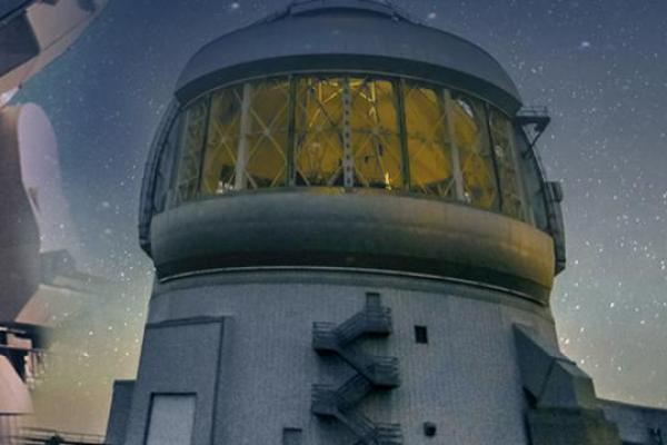Big Astronomy photos of 3 observatories