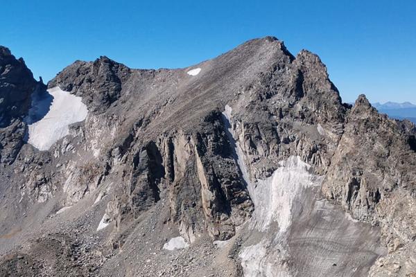 Photo of Isabelle Glacier