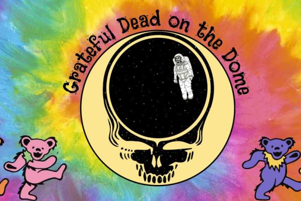 Grateful Dead on the Dome graphic