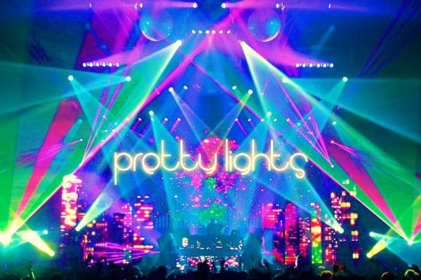 Pretty Lights concert image
