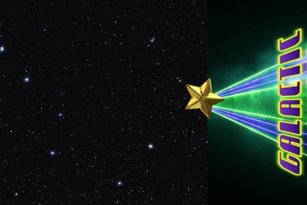 Stars and Laser Galactic Odyssey