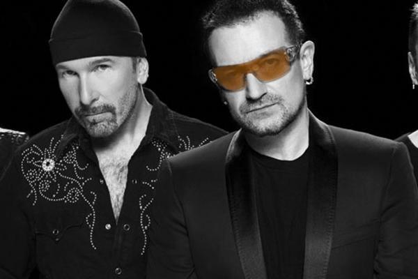 U2 Band photo