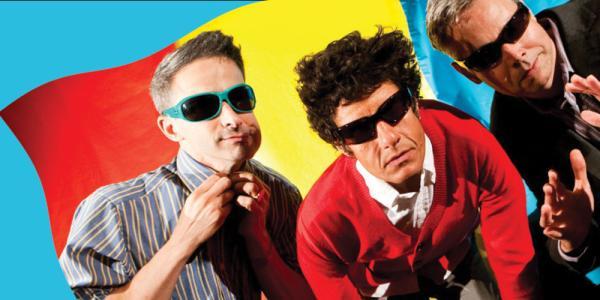 Beastie Boys band photo