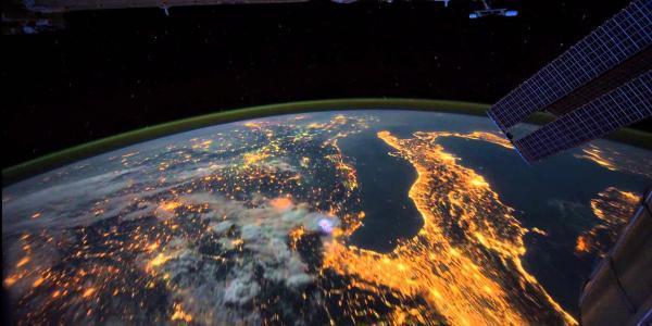 Bella Gaia image of Earth