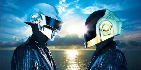 Daft Punk graphic