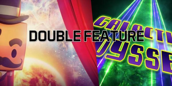 Double Feature We Are Stars Laser Galactic Odyssey image