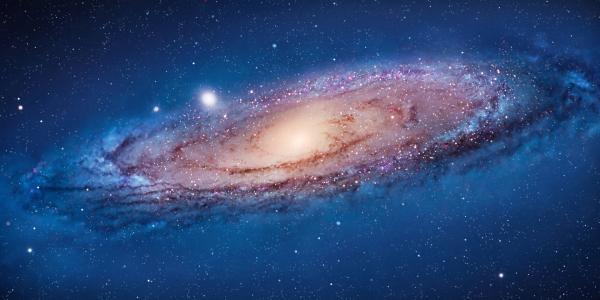 Photo of the Andromeda Galaxy