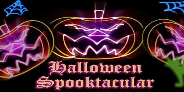 Halloween Laser Spooktacular graphic