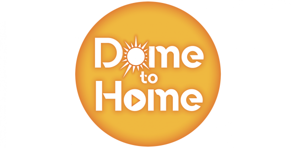 K-12 Dome to Home Logo