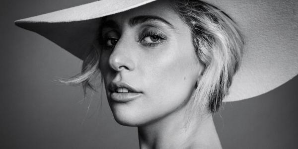 Lady Gaga with hat