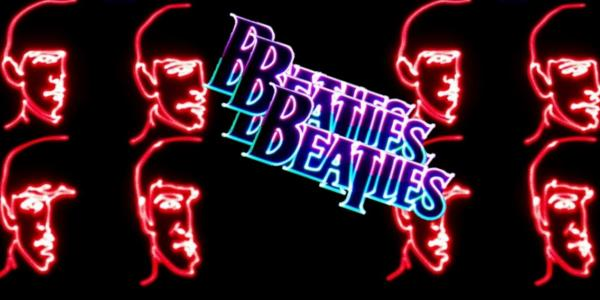 Laser Beatles graphic