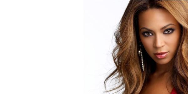 Laser Beyonce graphic