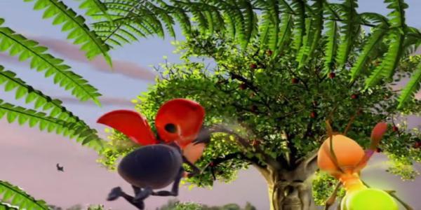 Life of Trees still image from film