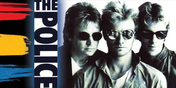 The Police album cover