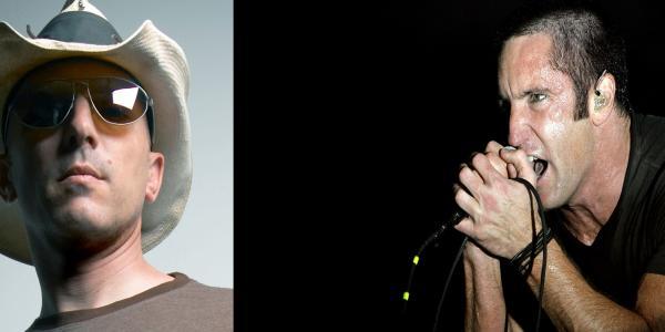 Maynard James Keenan and Trent Rezner