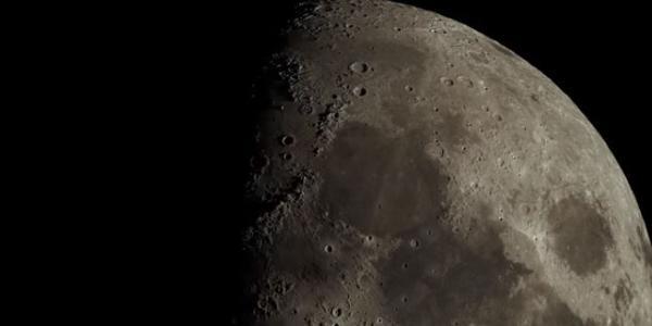 Still image of the Moon
