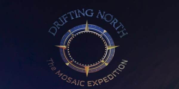 MOSAiC Drifting North Logo