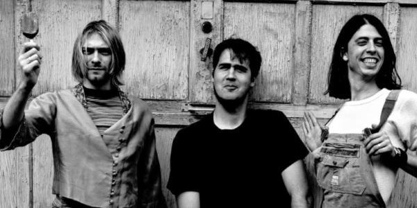 Nirvana band pic
