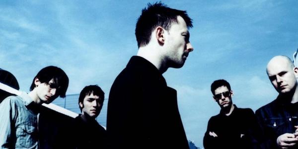 Radiohead band photo