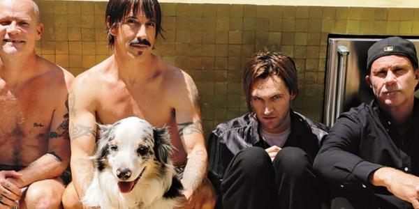 Band photo Red Hot Chili Peppers