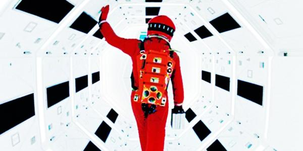 Science of SciFi graphic image from movie 2001 Space Odyssey