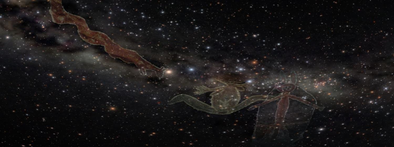 Aboriginal Skies by Paul Taylor
