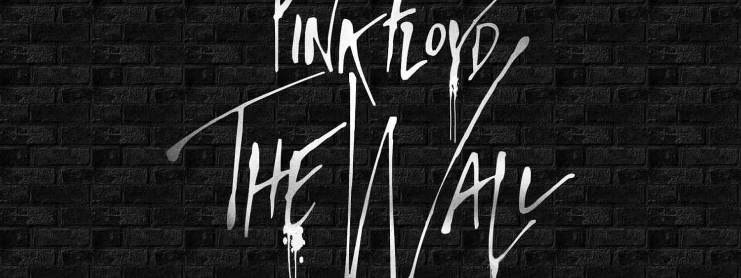 Pink Floyd The Wall album cover