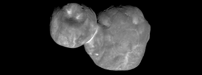 New Horizons spacecraft photo of Ultima Thule 819_MU69_1600