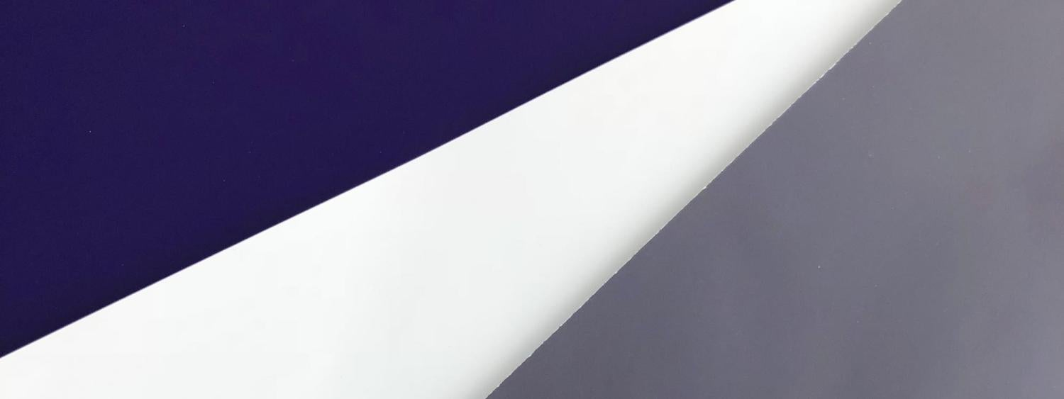 New Paint Scheme purple, white and gray