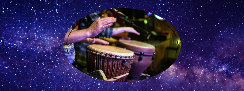 Nibumbu drums on Milky Way