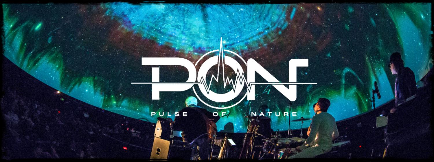 Pulse of Nature band graphic