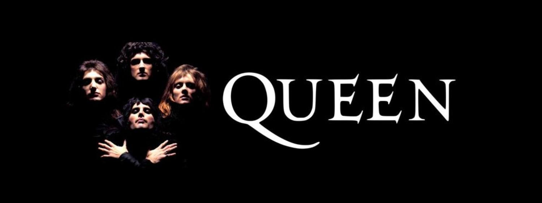Queen band album cover