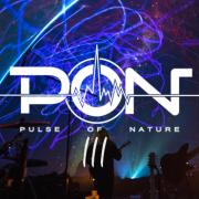 Pulse of Nature logo with background