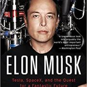 Cover of the book Elon Musk- Tesla, SpaceX, and the Quest for a Fantastic Future