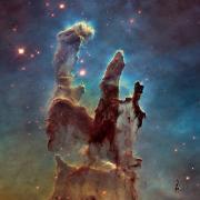 Photo from NASA HST the Pillars of creation