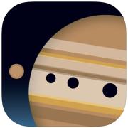 Jupiter Moons app icon