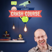 Cover for Crash Course Astronomy