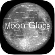 Moon globe title image