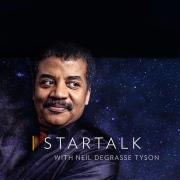 StarTalk poster with Neil de Grasse Tyson