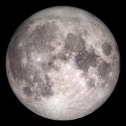 Photo of Full Moon from NASA spacecraft