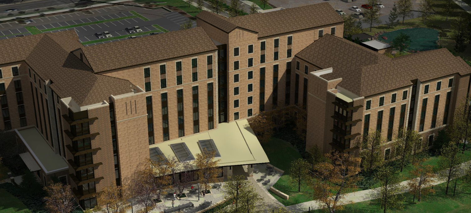 Williams Village East Residence Hall | Facilities Management